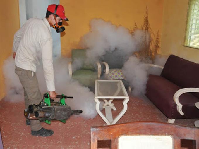 Inicia hoy semana de acción contra los mosquitos