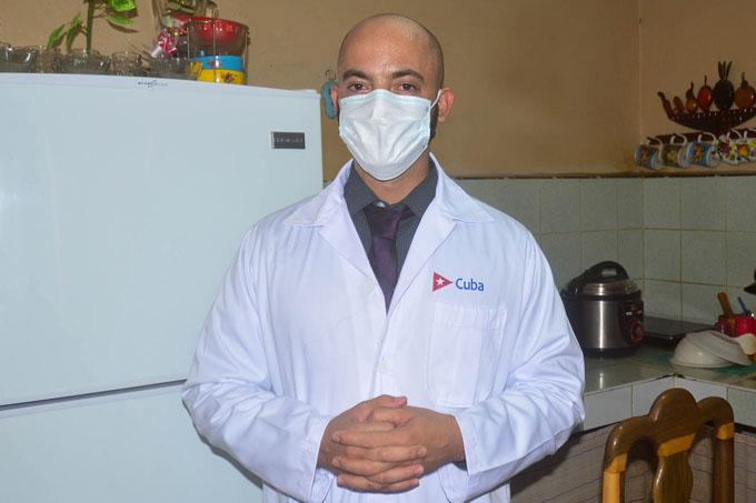 El Doctor Obilagilio ya está en casa (+ audio)