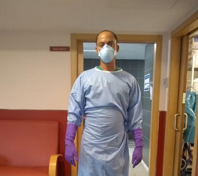 """Médico de Granma a su regreso de Andorra: """"Nos impactó el recibimiento"""" (+video)"""