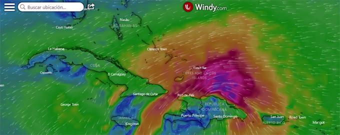Granma se prepara ante la proximidad de la Tormenta Tropical Isaías