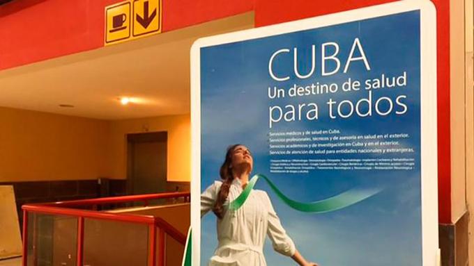 Turismo de salud, fortaleza de Cuba