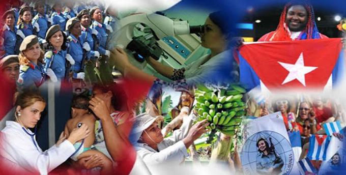 Destaca canciller derechos de las mujeres en Cuba