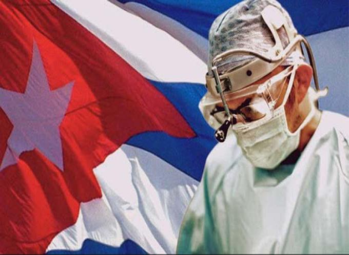 Resaltan en Francia alcance de pedido del Nobel para médicos de Cuba