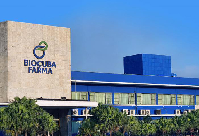 BioCubaFarma constituye una empresa mixta con compañía del Reino Unido