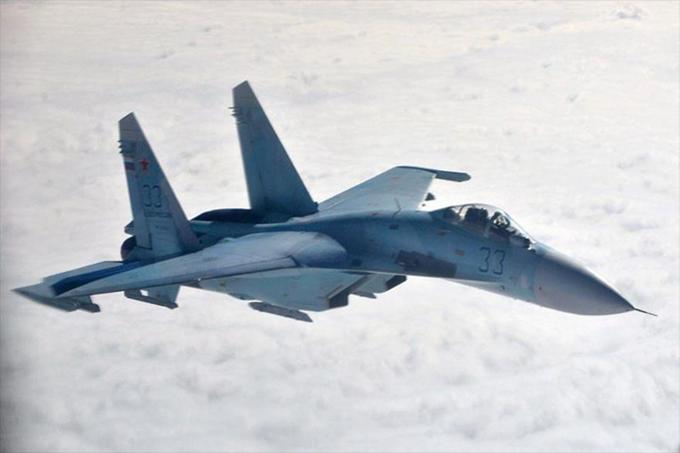 Rusia impide nueva provocación de aviones de la OTAN