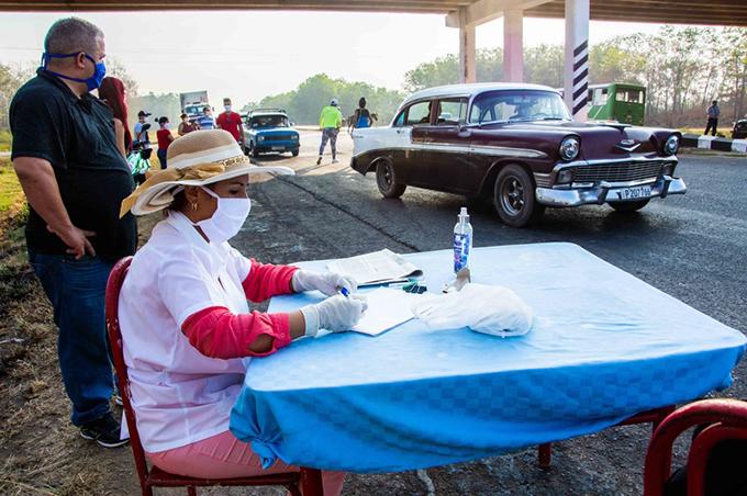 Amanece hoy La Habana sin transporte público y otras medidas ante rebrote de la COVID-19