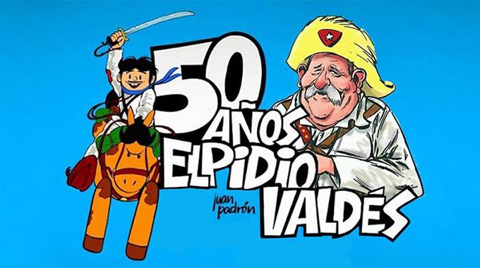 Elpidio Valdés tiene mucho machete que dar todavía