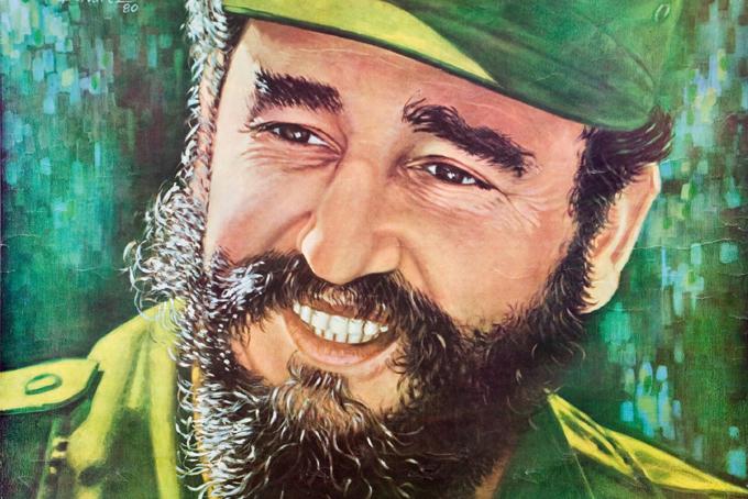Nuevas generaciones celebran cumpleaños 94 de Fidel