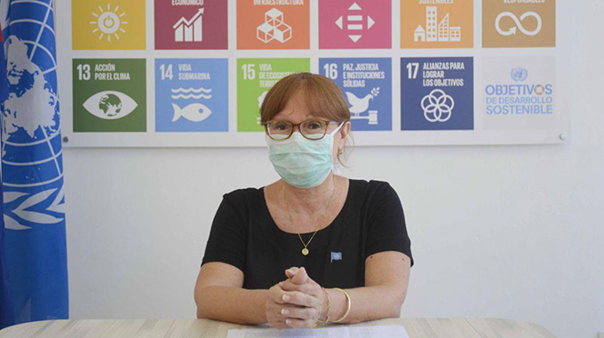 Representante de la ONU en Cuba: El bloqueo de Estados Unidos impide que la Isla pueda realizar todo su potencial