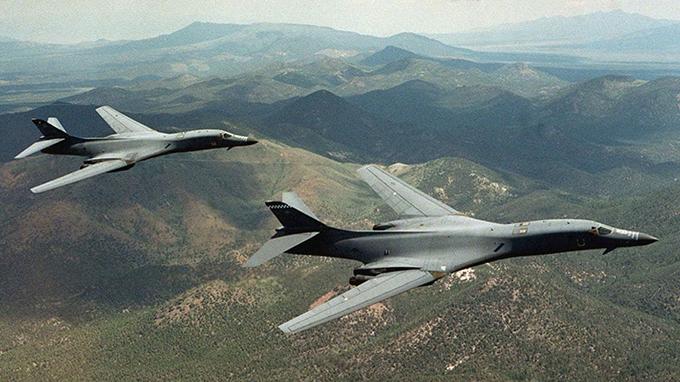 Reportan bombarderos de EE.UU. en inmediaciones de Corea del Sur