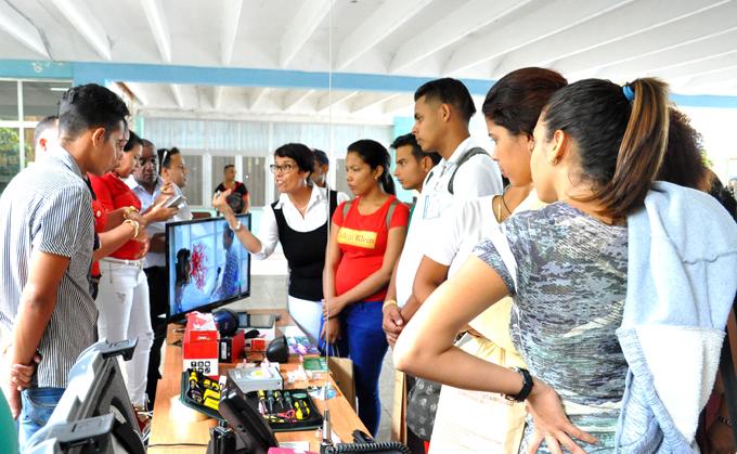 Potencian vínculo Universidad y sector empresarial en Granma