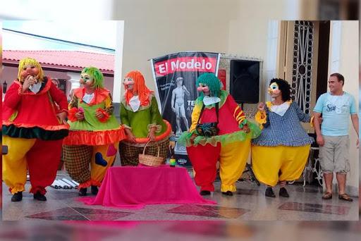 Teatro Andante por los barrios
