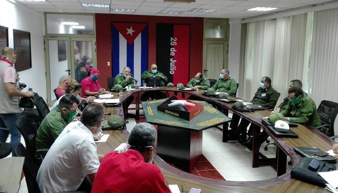Detallan afectaciones de la Tormenta Tropical Laura en Granma