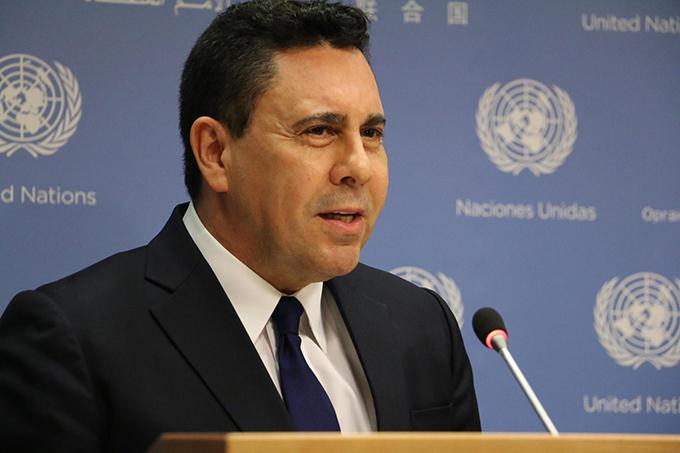 Venezuela denuncia uso de pandemia como arma de exterminio