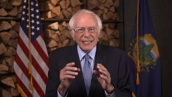 Sanders llama a la unidad para impedir la reelección de Trump