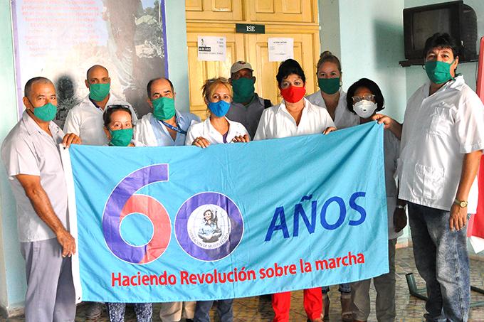 FMC abandera al Centro provincial de Higiene y Epidemiología en Granma