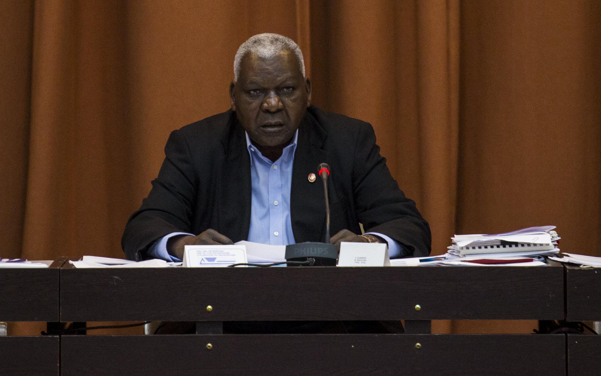 Participa Cuba en conferencia virtual de presidentes de parlamentos del mundo