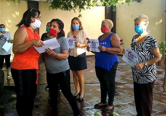 Recibe Bayamo condición de destacado de la Federación de Mujeres Cubanas