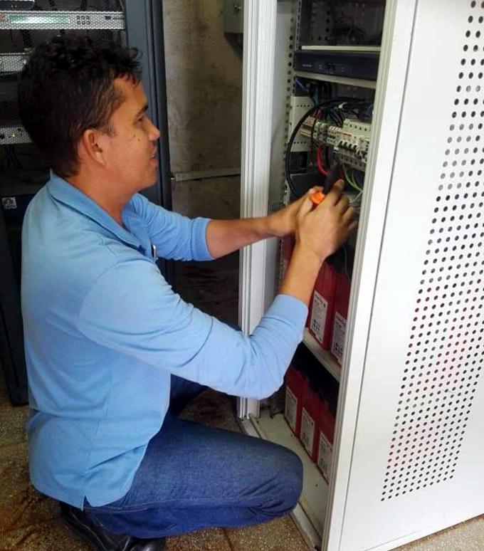 Reparan afectaciones causadas por tormenta tropical Laura en las telecomunicaciones de Granma
