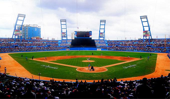 Beisbolistas cubanos entrenan para edición 60 de Serie Nacional