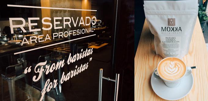 Mokka, café de Panamá que conquista el mundo