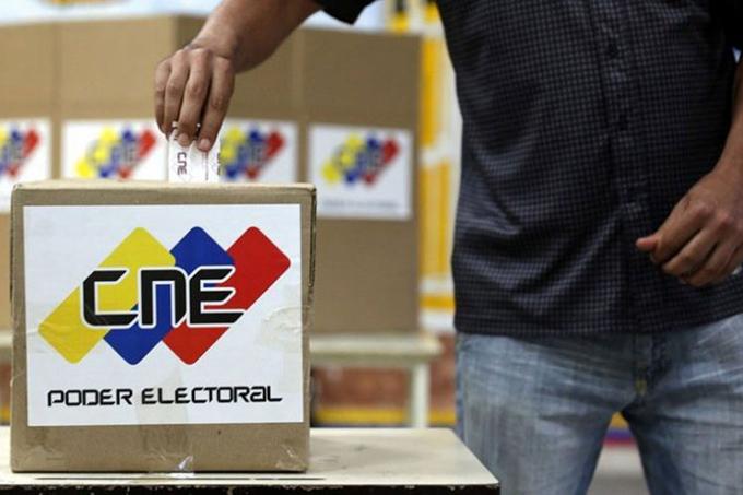 Venezuela inicia quinta semana del cronograma electoral