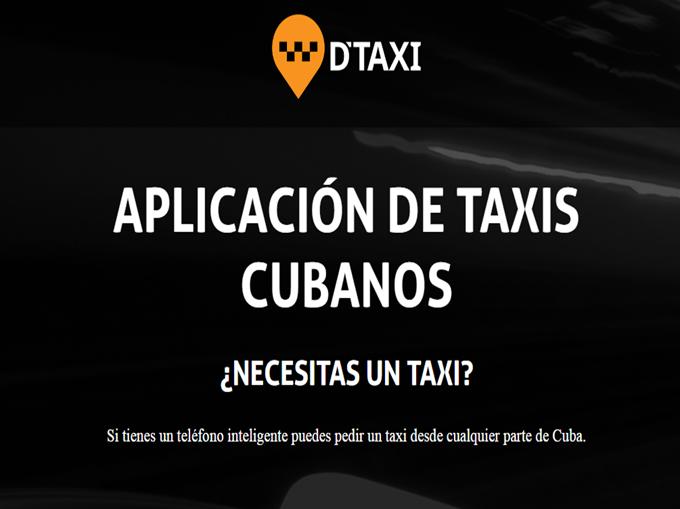 Nueva aplicación móvil reducirá tiempo de espera de los clientes de Taxis Cuba