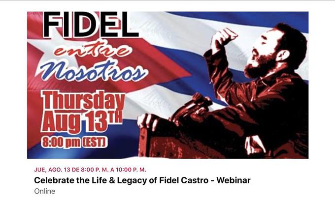 Voces de Cuba, EE.UU., Canadá y el mundo homenajearán a Fidel Castro