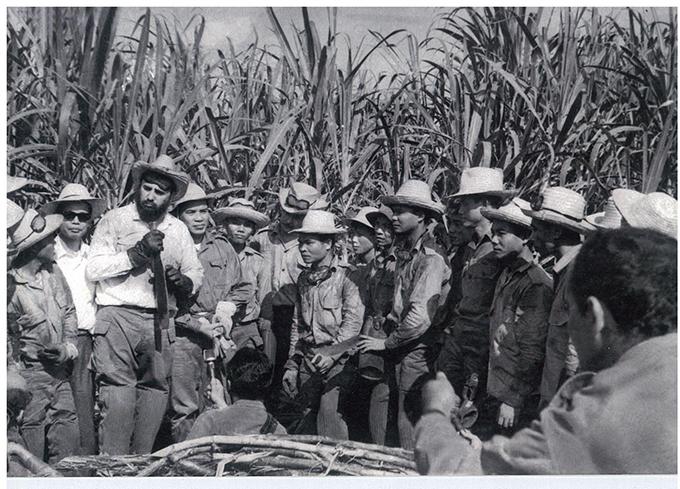 Recordado Fidel Castro en Vietnam