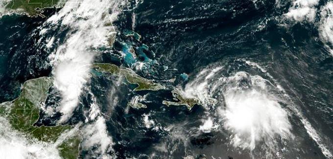 Nota informativa NO. 2 sobre la tormenta tropical Laura