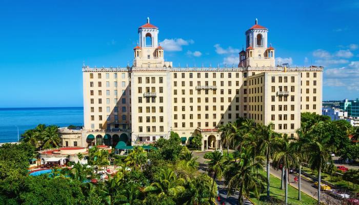 Yamila Fuster Évora y su sentido de pertenencia al Hotel Nacional de Cuba