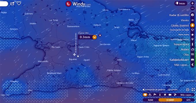Intensifican medidas ante Alarma ciclónica por  tormenta Laura en Granma