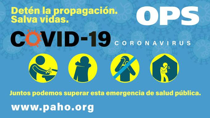 OPS apoya a Latinoamerica en cruzada por vacuna contra la Covid-19