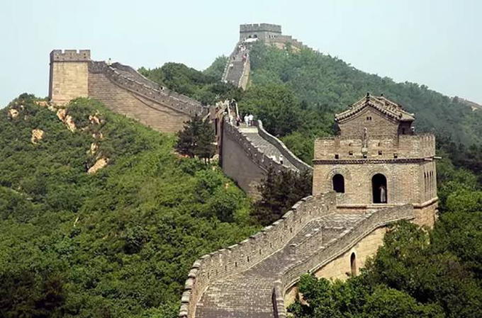 Colapsa antigua muralla en Xi´an, China, y deja cuatro heridos (+video)