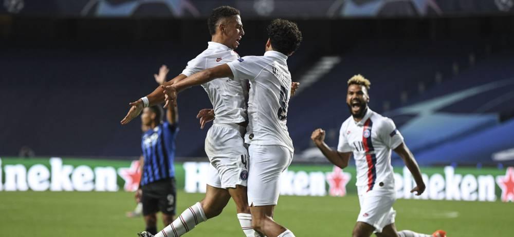 El PSG cambia su historia en la Champions con un final frenético