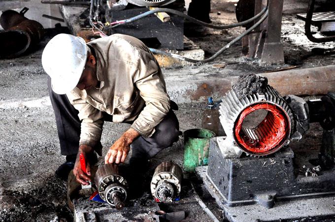 Avanzan reparaciones en Empresa Azucarera Granma