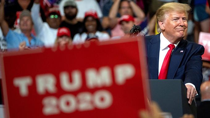 ¿Le teme Trump a noviembre?