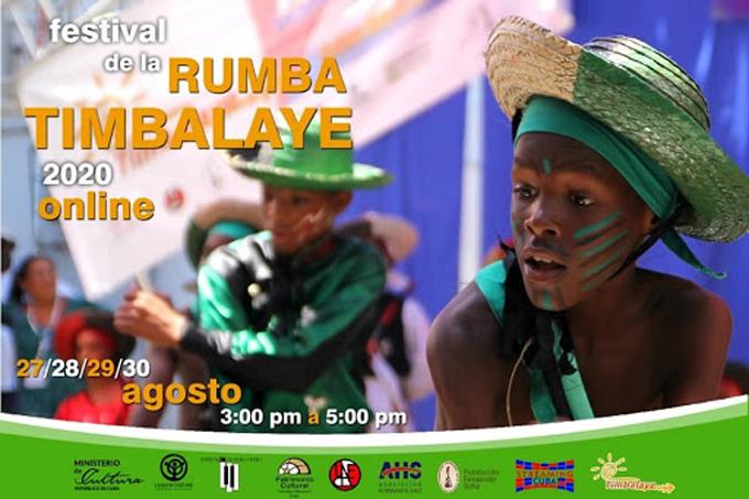 Participa Embajadora de Cuba ante la Unesco en el Coloquio Internacional Timbalaye 2020