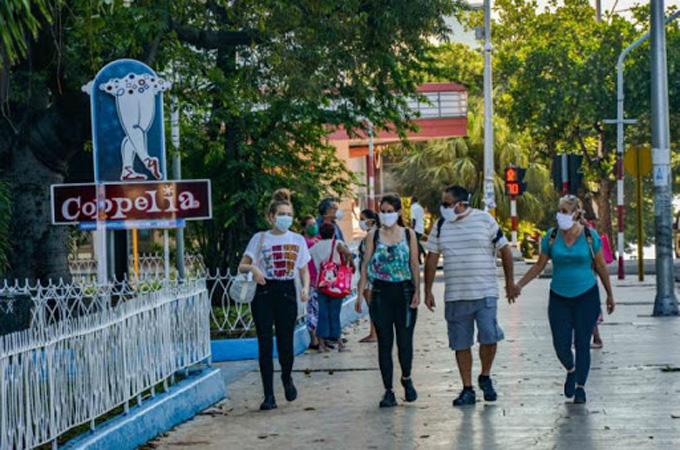 Cuba reporta 60 nuevos casos de COVID-19 para un total de 3866 en el país
