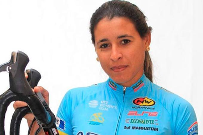 Regresa hoy ciclista cubana a la ruta internacional con gran reto en Italia