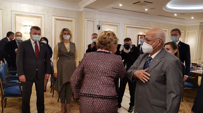 Inicia hoy visita de trabajo a Rusia viceprimer ministro de Cuba Ricardo Cabrisas