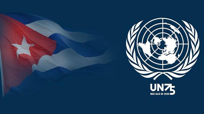 Presidente de Cuba: Urge reformar las Naciones Unidas