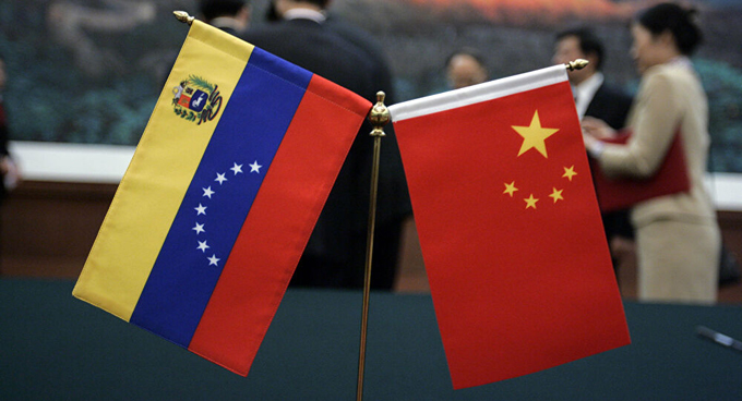 Ratifica China apoyo a lucha de Venezuela por su soberanía