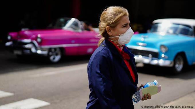 Cuba reporta 71 nuevos casos de COVID-19 y dos fallecidos