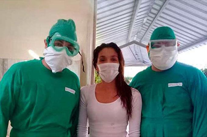 Recuperados en Cuba tres mil 700 pacientes de Covid-19, tras 58 altas