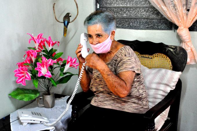 Aumenta servicio de telefonía básica en Cauto Cristo, Granma