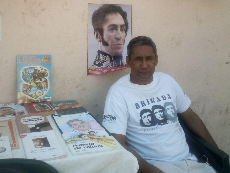 Literatura comunitaria en Río Cauto