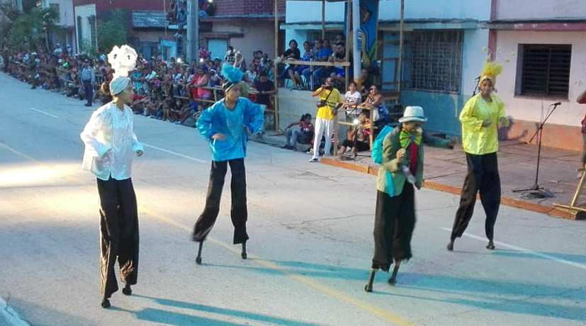 Premio del Barrio para Las Avispas, de Jiguaní