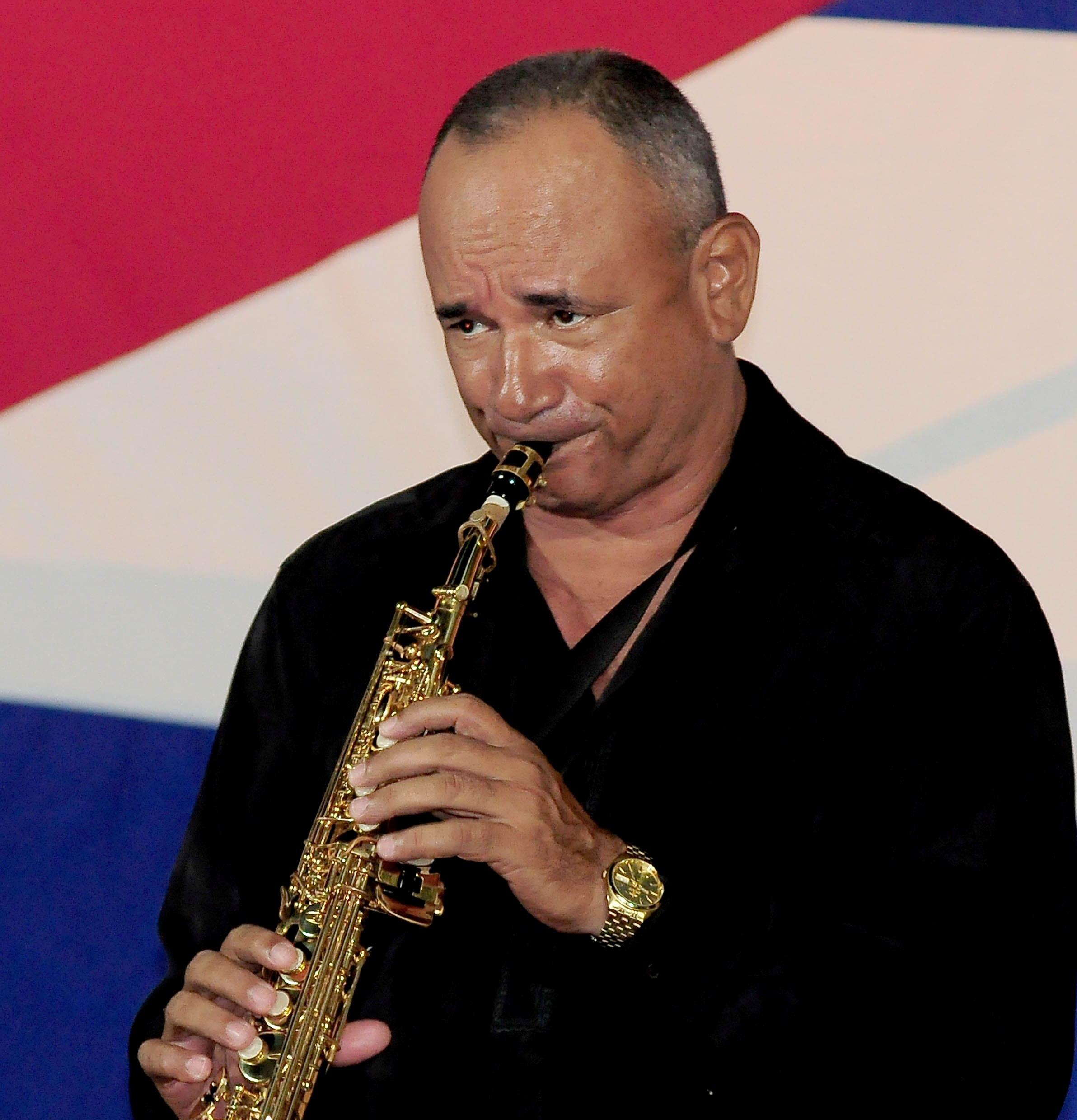 De compañía, un clarinete