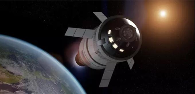 Nave espacial Artemisa I lista para ir a la Luna en 2021